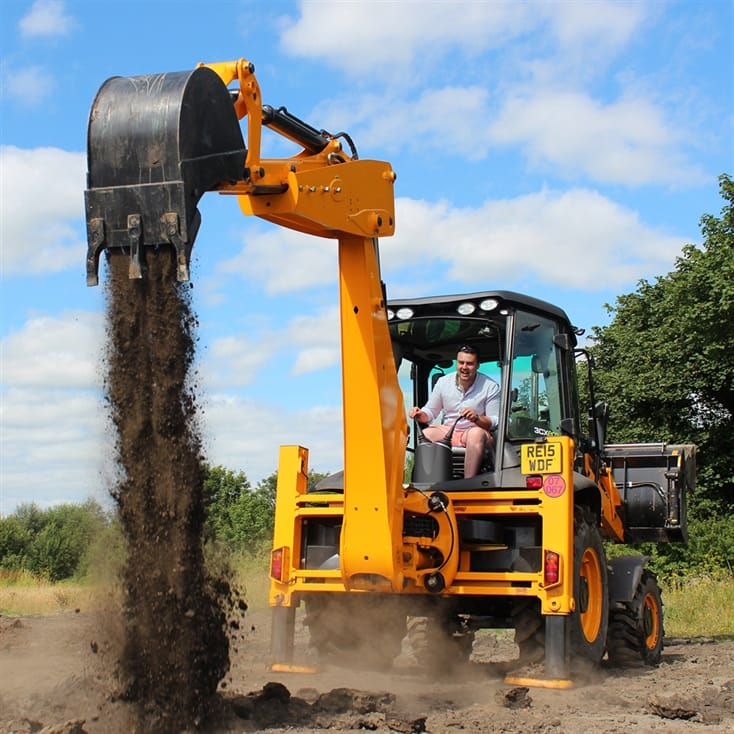 JCB Digger Driving Experience