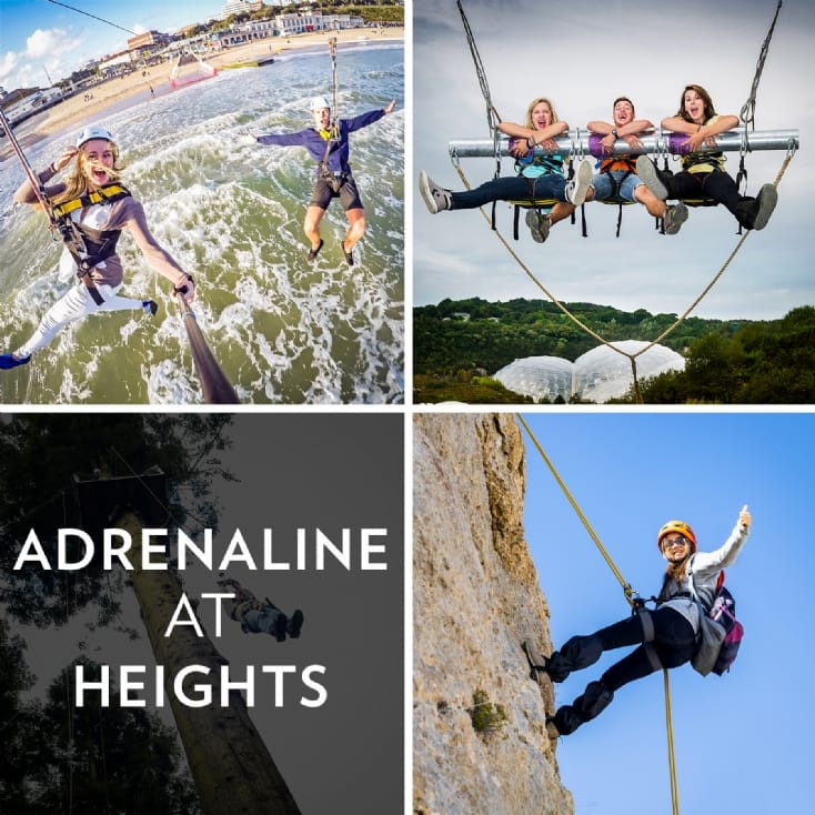 Adrenaline At Heights