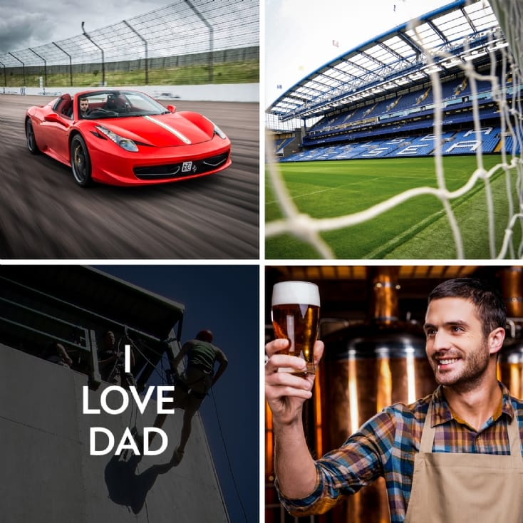Gift Experiences For Dad