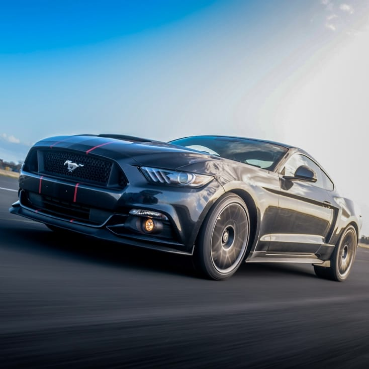Ford Mustang Experience