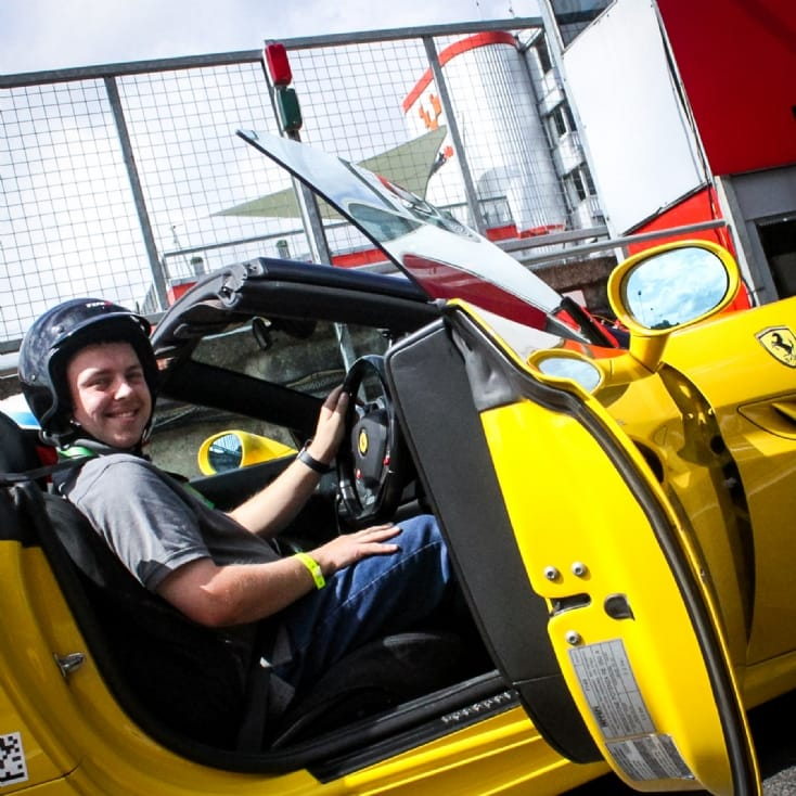 Supercar Experience at Brands Hatch