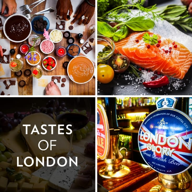 Tastes of London Food