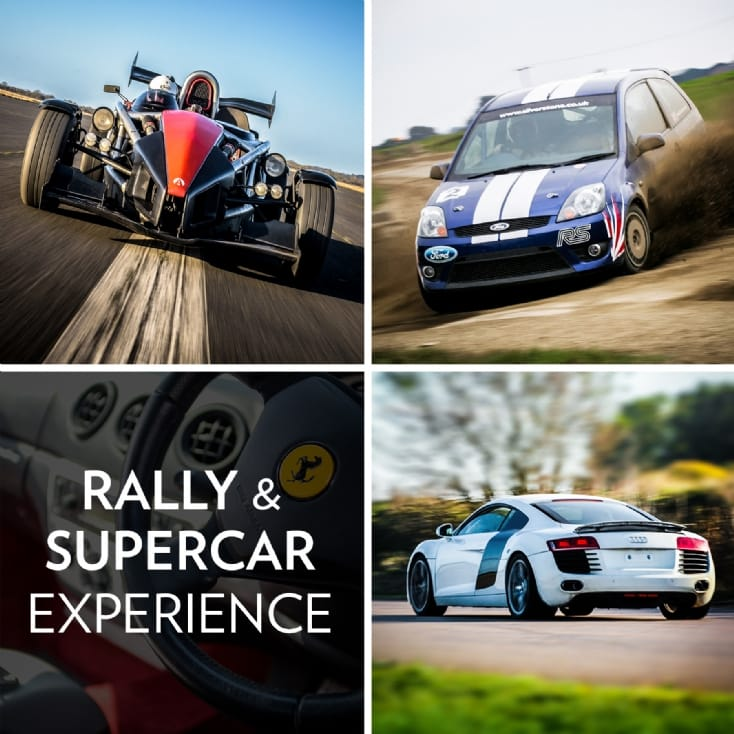 Rally & Supercar Experience