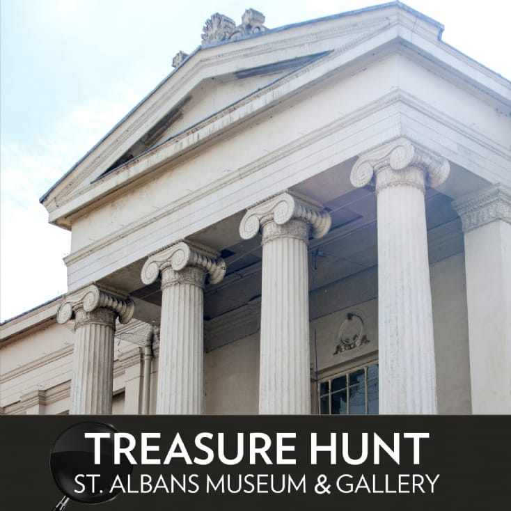 Treasure Hunt at St. Albans Museum & Gallery