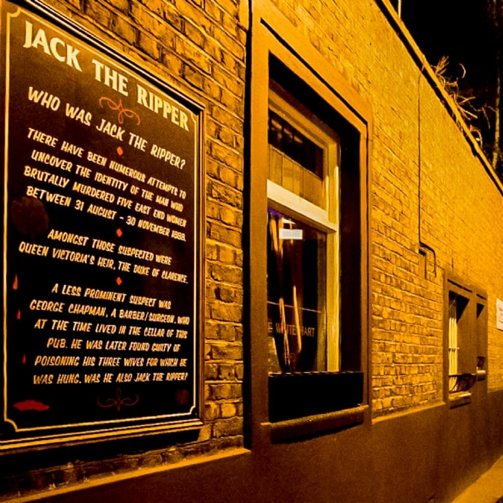 The Jack The Ripper Tour for Four