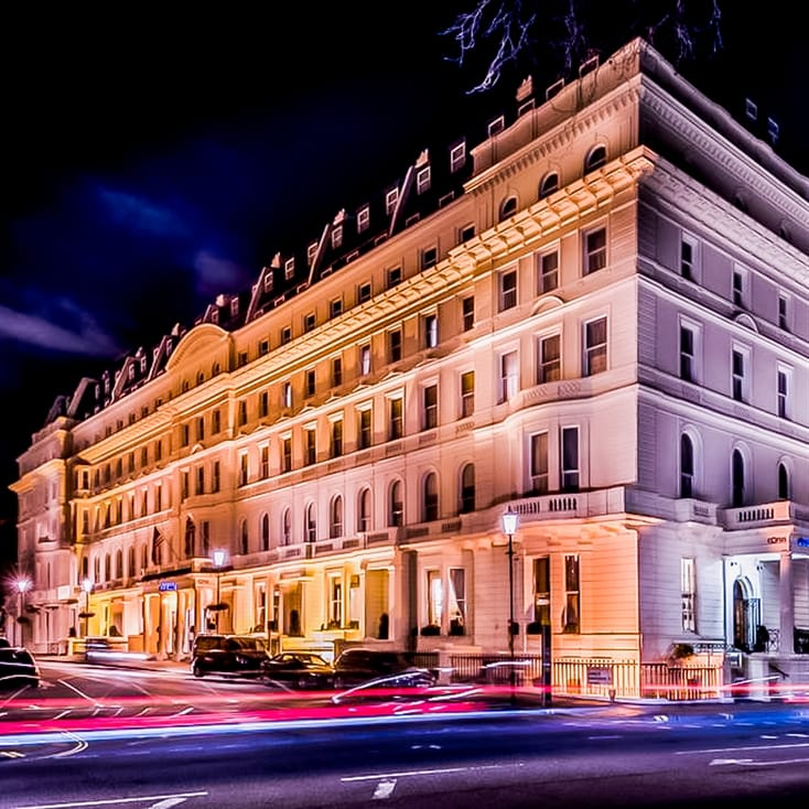 Deluxe Stay with Entrance to a London Attraction