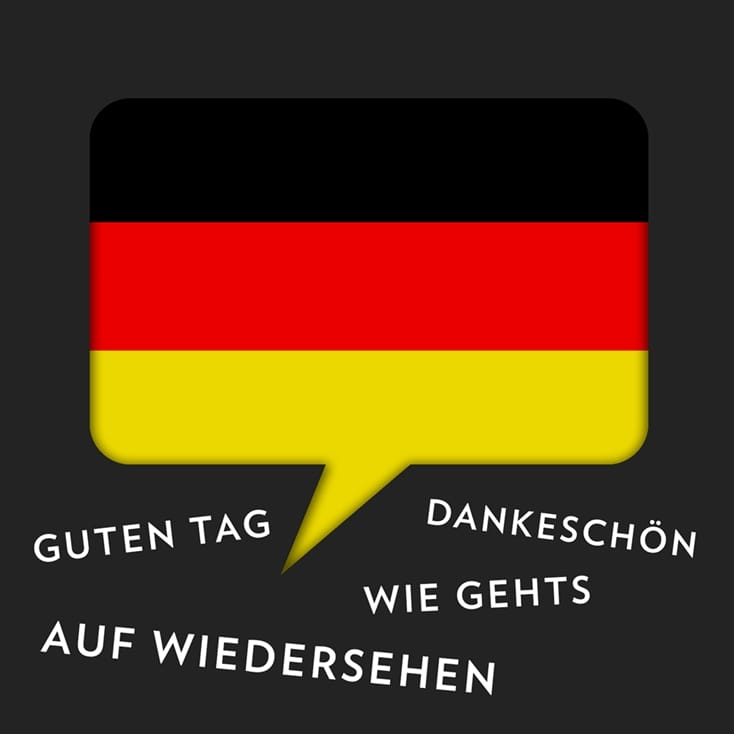 Online German Made Simple course for 1