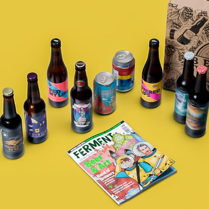 Three Month Beer52 Subscription