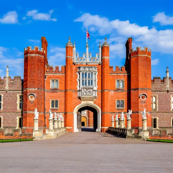 Hampton Court Palace Bike Tour for Two