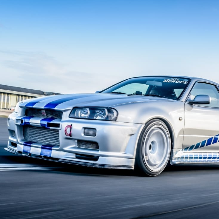 Nissan Skyline Driving Experience