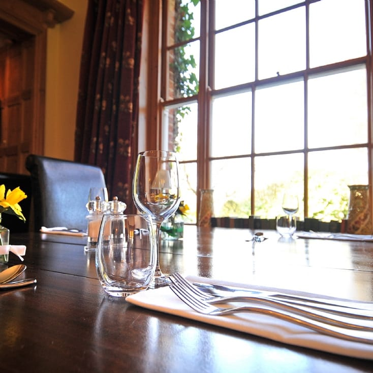 Overnight Stay with Dinner at The Grove Cromer