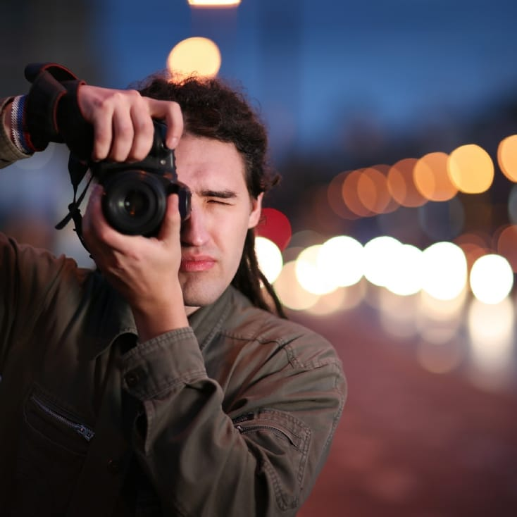 Evening Photography Course and City Tour