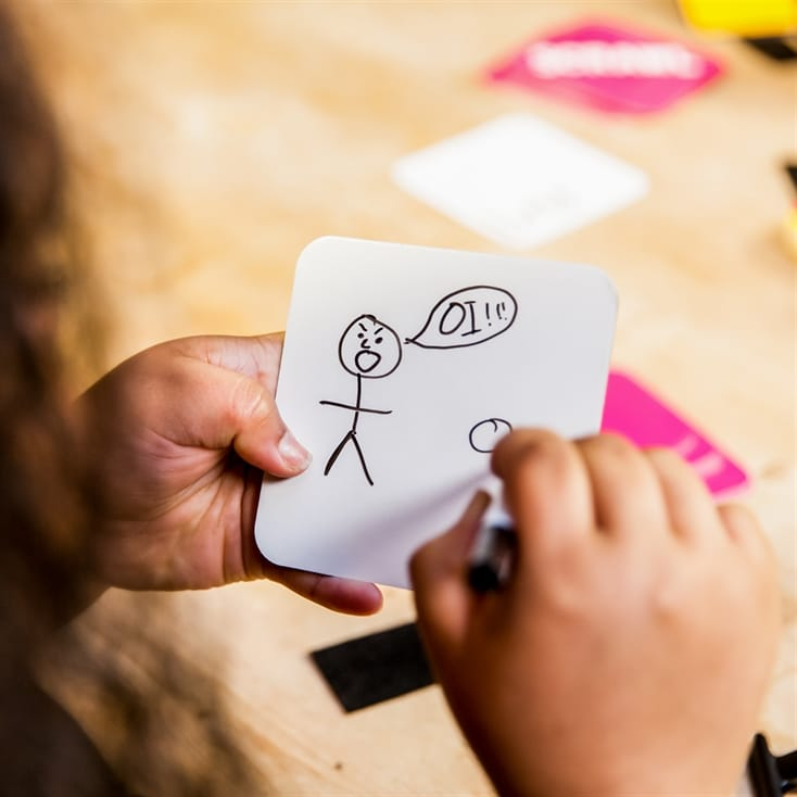 Scrawl - The Adult Doodling Game