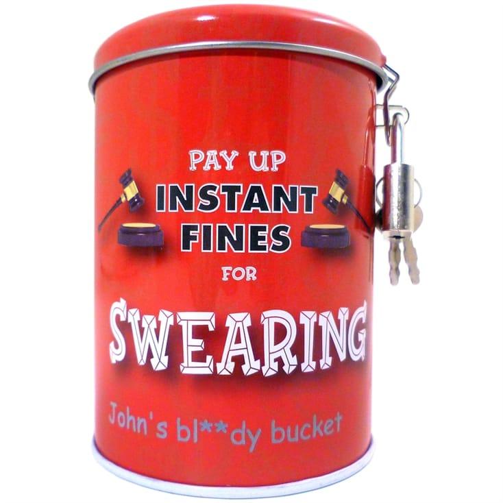 Swear Jar Find Me A Gift