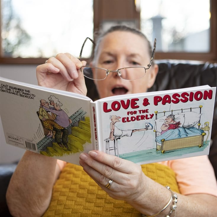Love and Passion for the Elderly Book