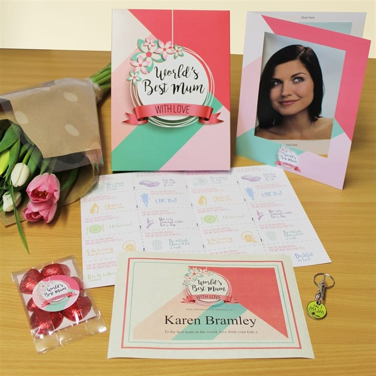 World's Best Mum Gift Box