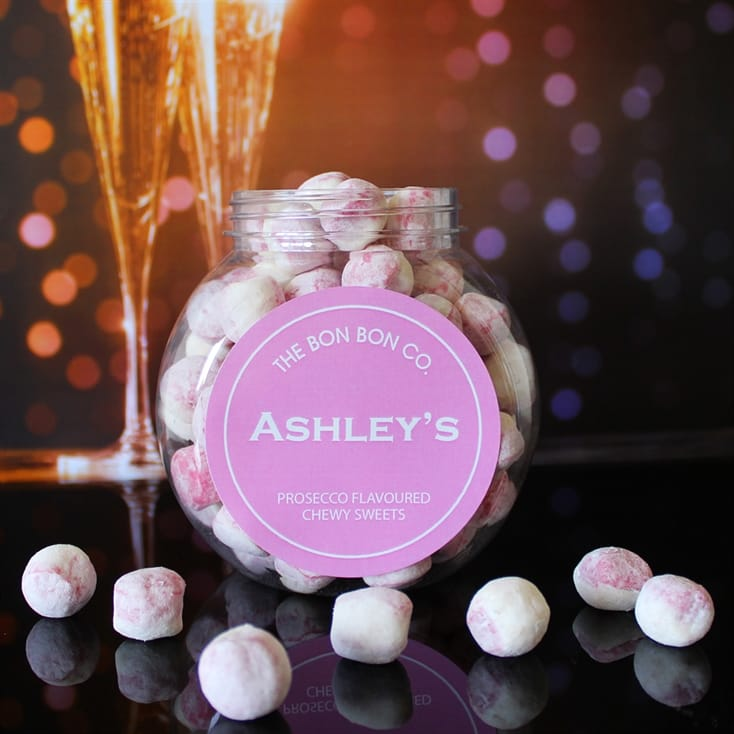Personalised Prosecco Bon Bons