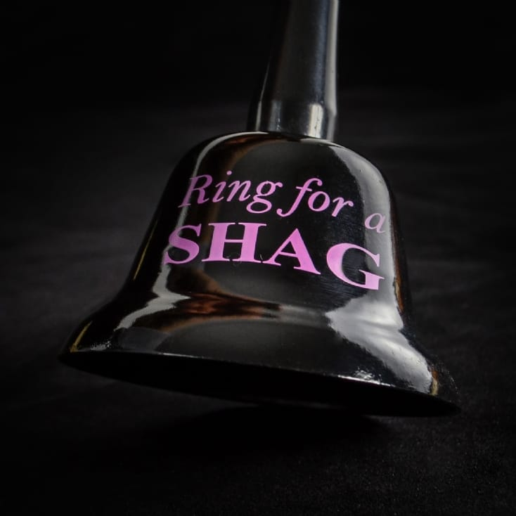 Ring for a Shag Bell