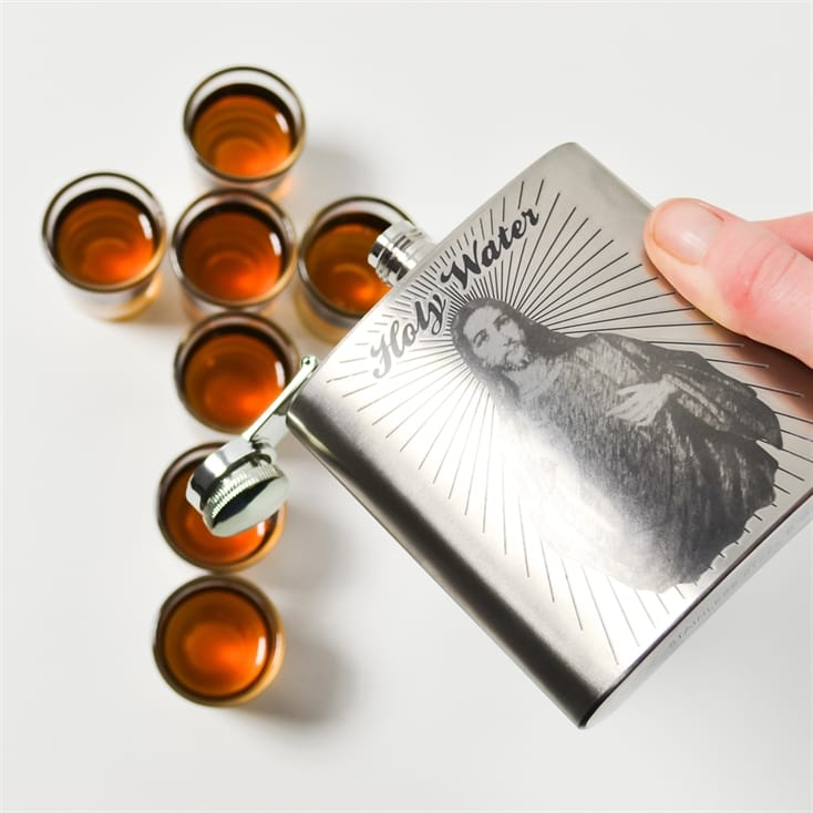 Holy Water Hip Flask