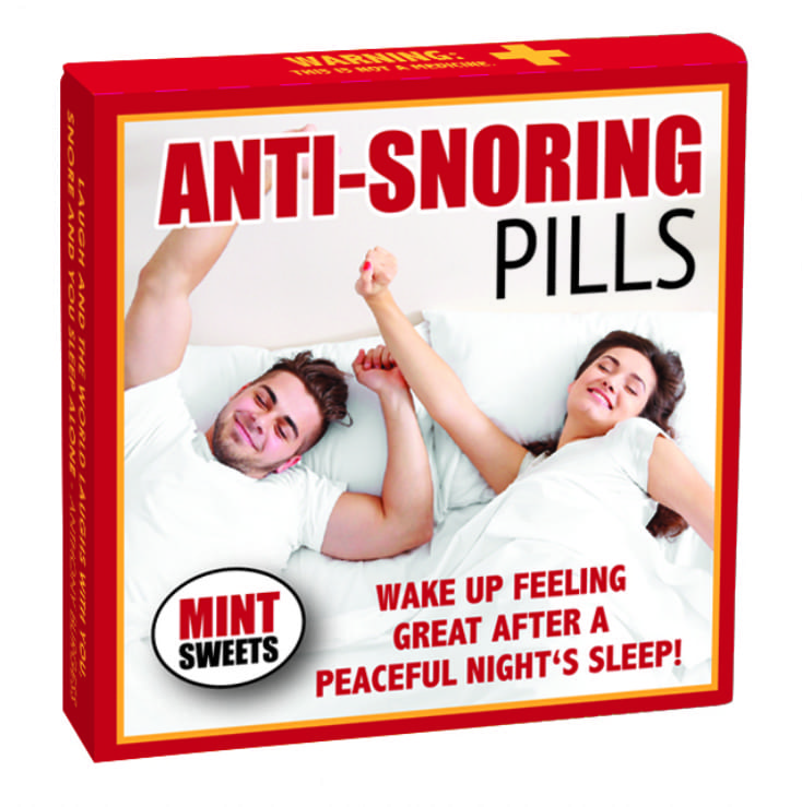 Anti-Snoring Mints - Large