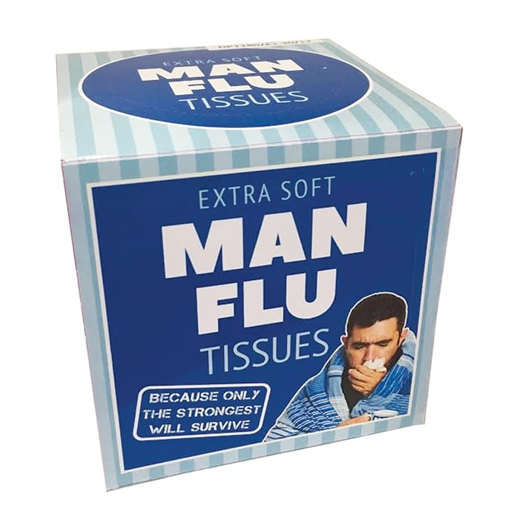 Man Flu Extra Soft Tissues