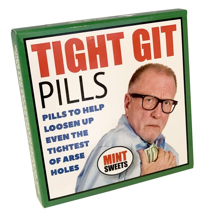 Tight Git Mint Pills