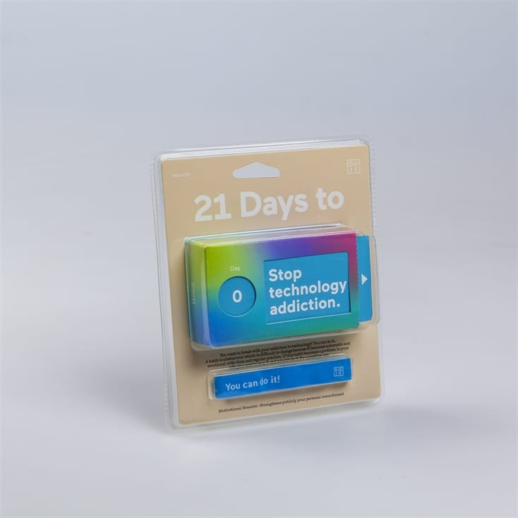 21 Days to Stop Tech Addiction
