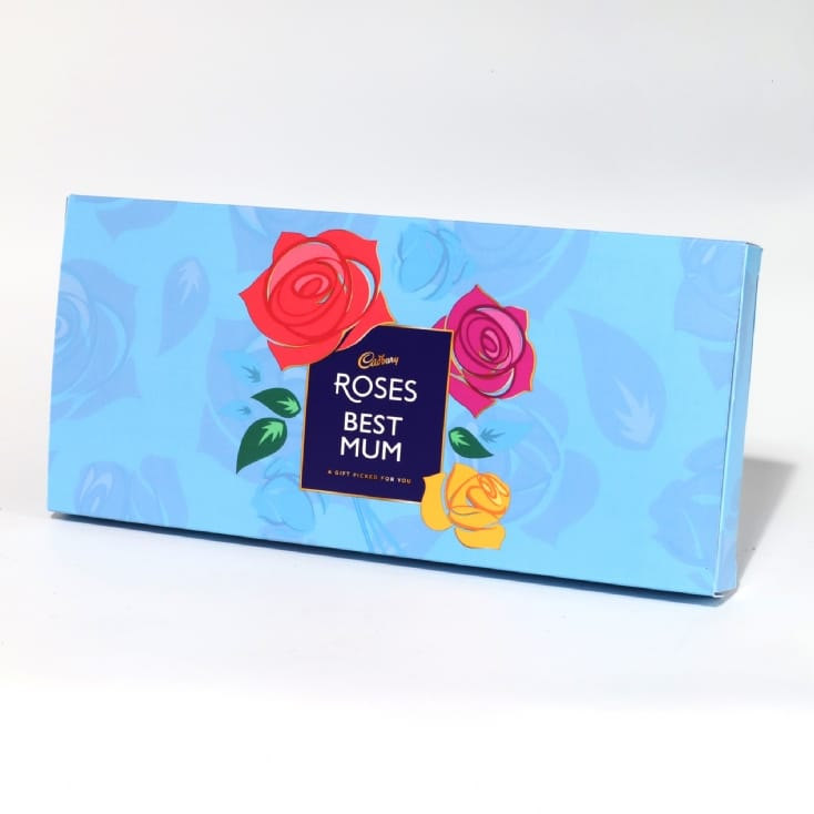 Personalised Cadbury Roses Letterbox Selections
