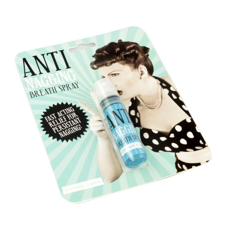 Anti-Nagging Breath Spray 7.5 ml