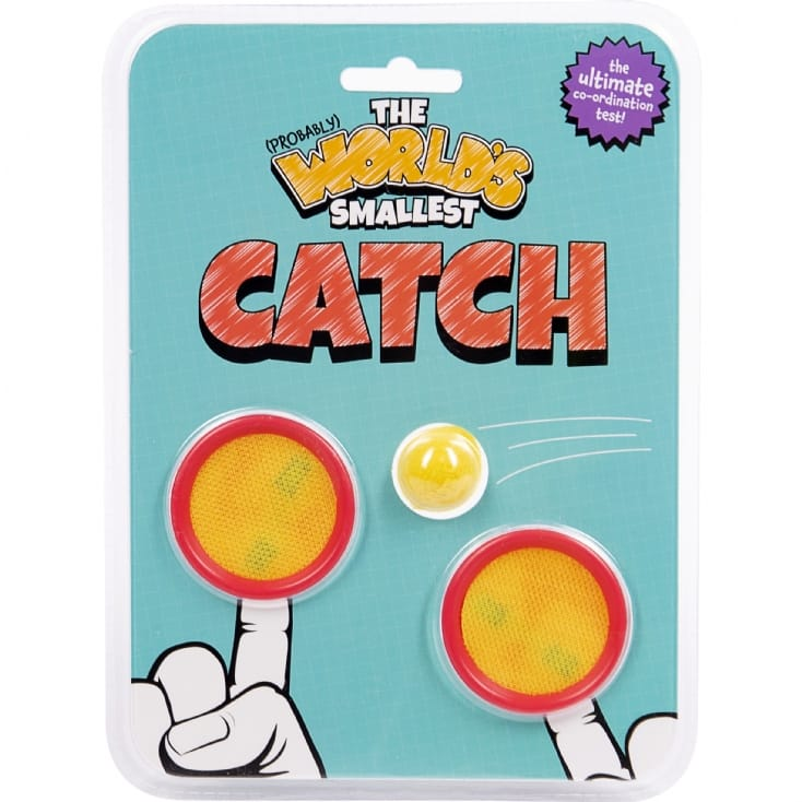 Worlds Smallest Game of Catch