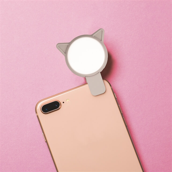 Cat Selfie Light