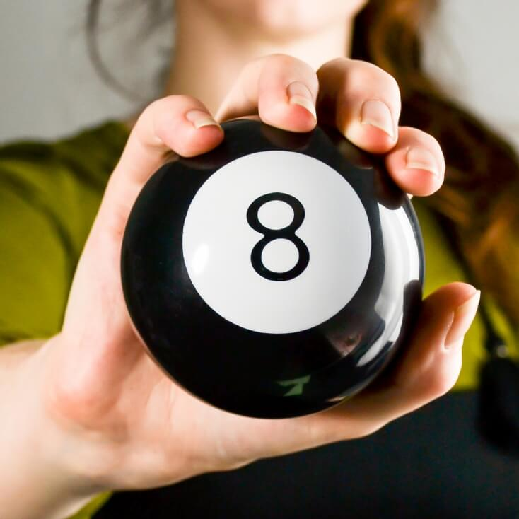 Mystic Eight Ball | Image