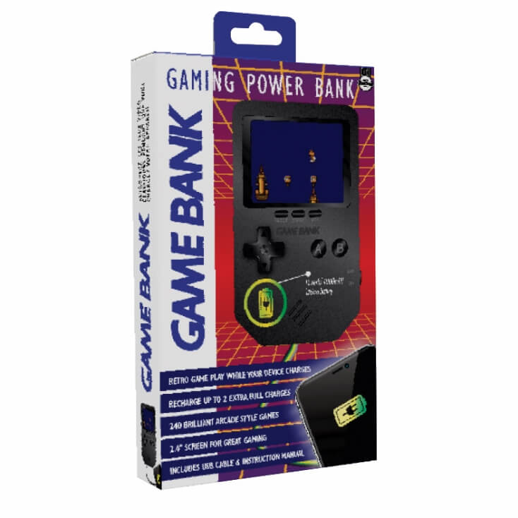 Gamebank Portable Charging Device
