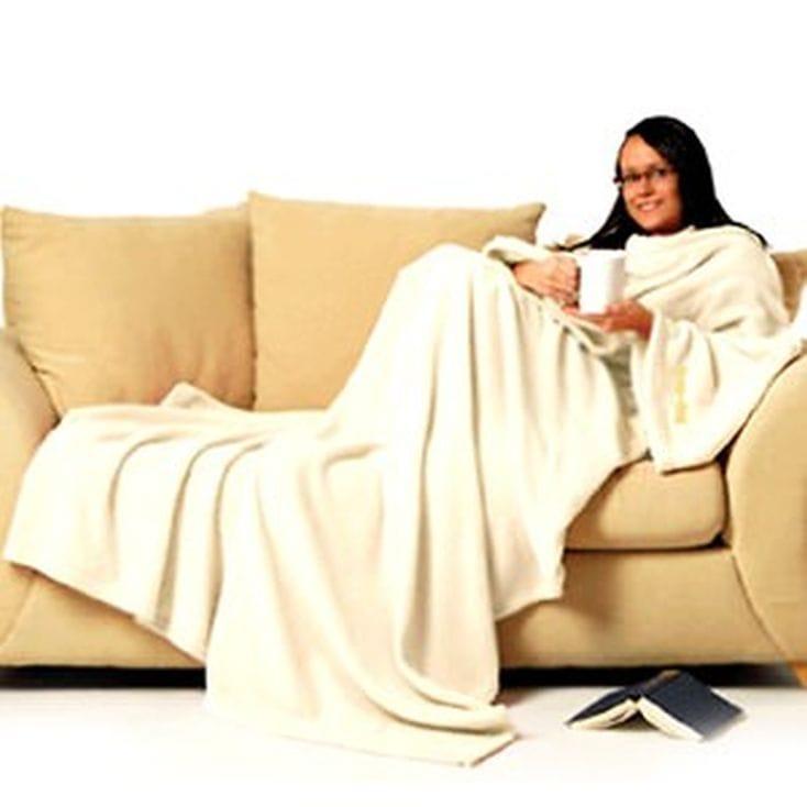 Snug Rug Blanket with Sleeves