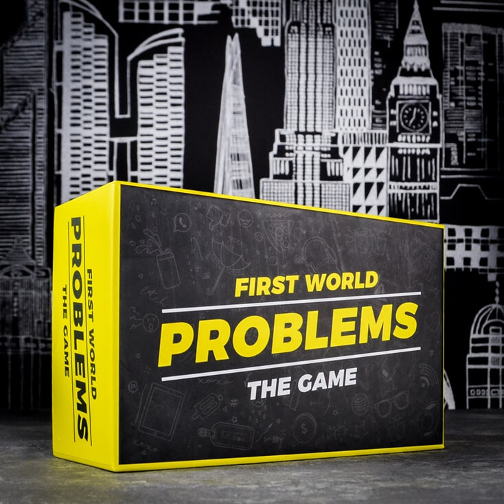 First World Problems - The Game