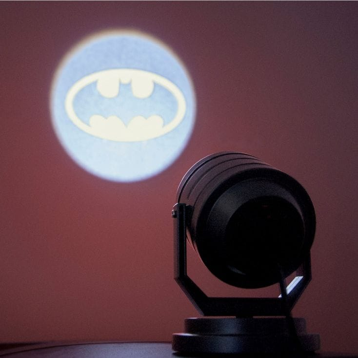 batman dc comics bat signal projector light find me a gift