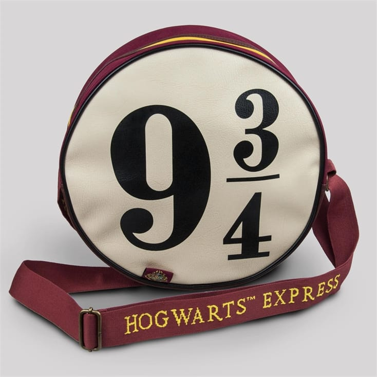 Harry Potter Hogwarts Express 9 3/4 Satchel Bag