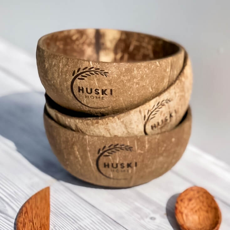 Huski Home Coconut Bowl