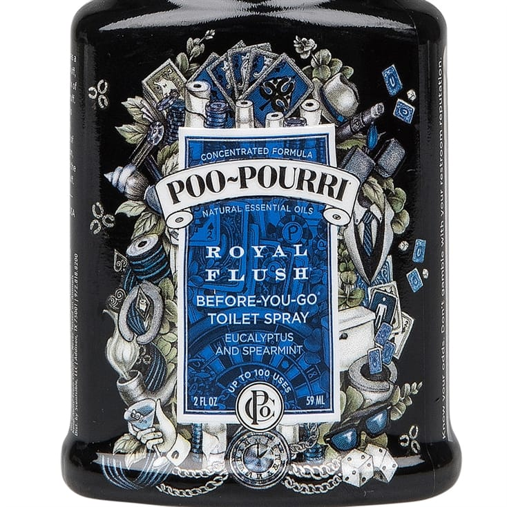 Royal Flush Poo Pourri 2oz