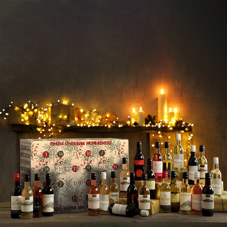 Alcohol Advent Calendars