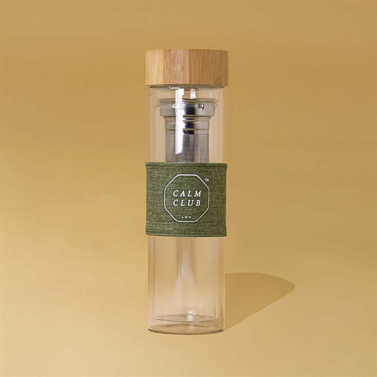 Calm Club Loose Tea Infuser
