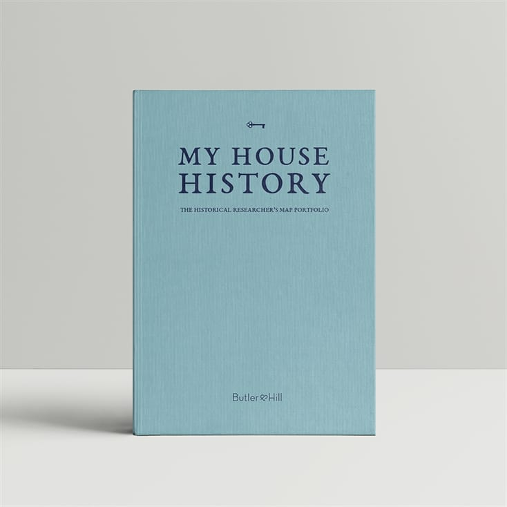 Personalised My House History Portfolio