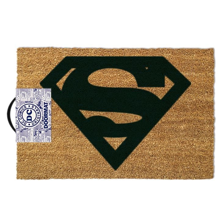 Superman Doormat