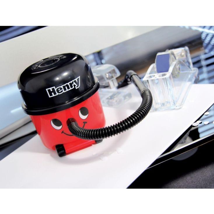 Desktop Mini Henry Vacuum | Find Me A Gift