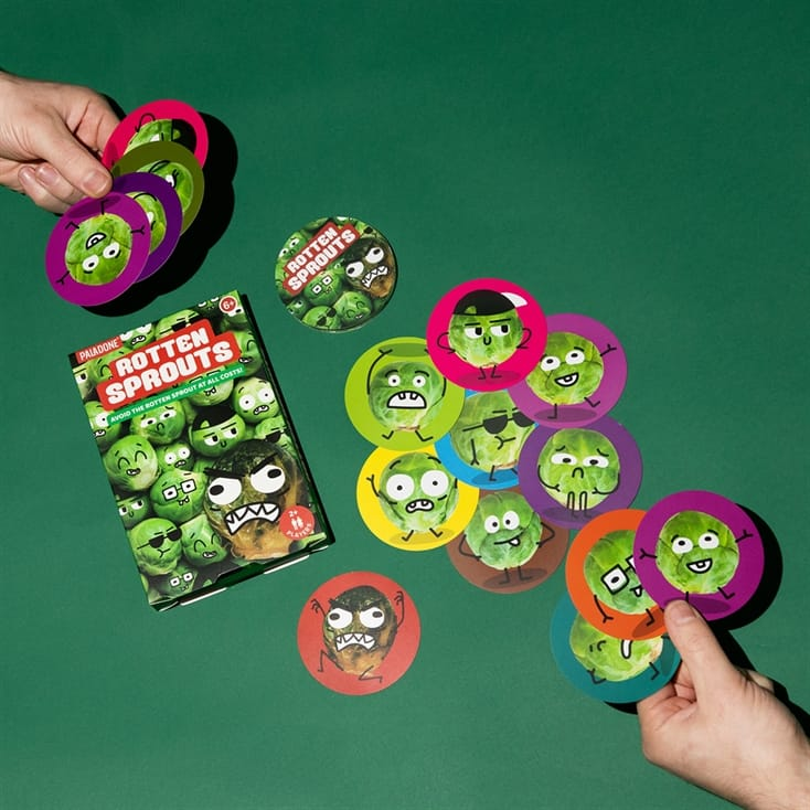 Rotten Sprouts Game