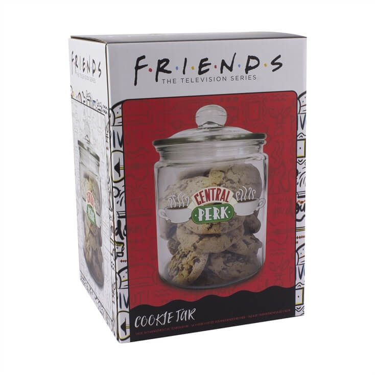 Central Perk Cookie Jar
