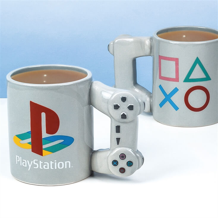 Playstation One Controller Mug