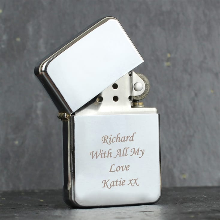 50th birthday custom lighter