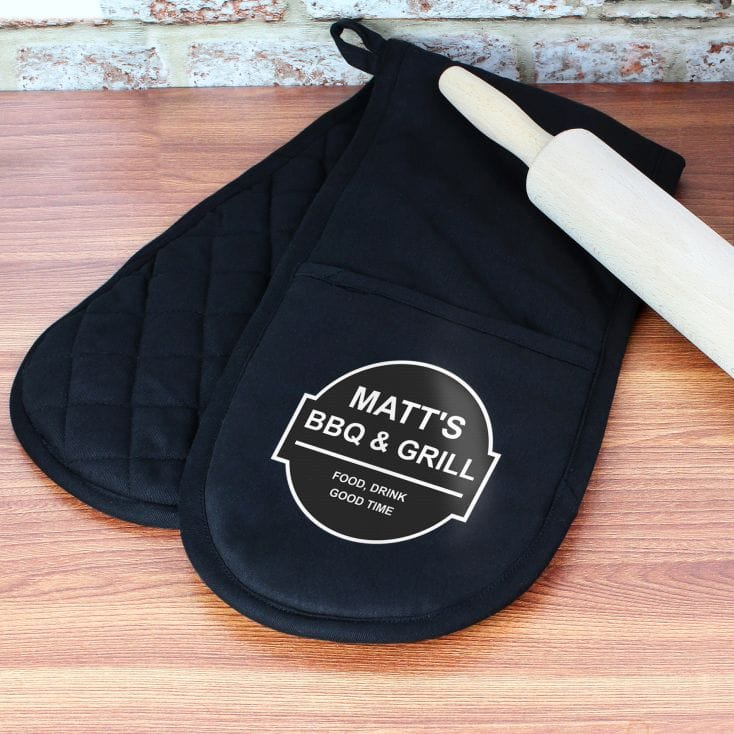 BBQ and Grill Oven Gloves