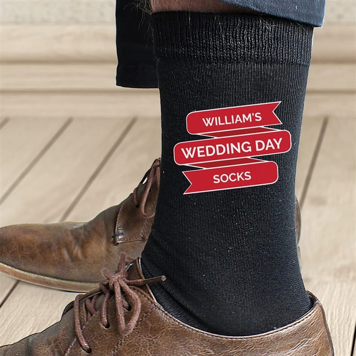 Personalised Men's Socks